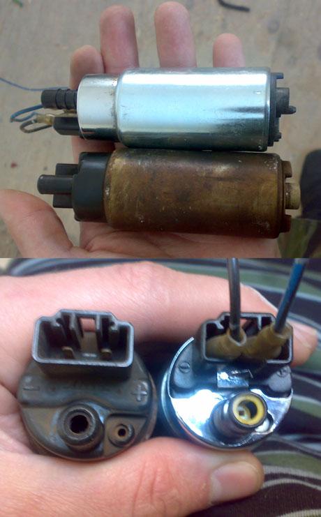 Фото №1 - топливный насос ВАЗ 2110 bosch характеристики