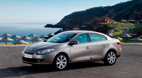Renault Fluence - преимущества