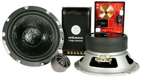 Компонентная акустика DLS R6A