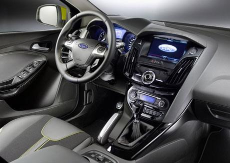 Салон нового Ford Focus