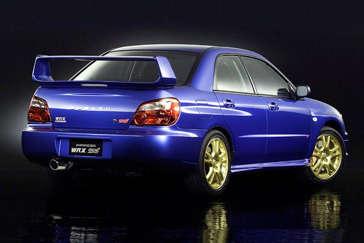 Точки подключения сигнализации Subaru Impreza