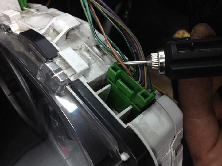 Контроль работы двигателя Субару